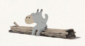 O Bacio do Hipopótamo